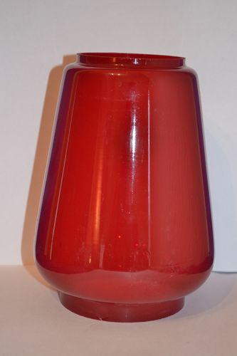 Laternen Glas Rot 85 mm